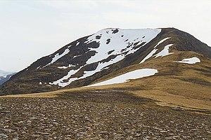 Beinn a' Chreachain - Image: Beinn a' Chreachain, from the north east ridge geograph.org.uk 648911