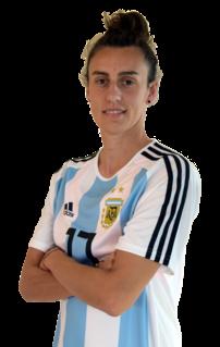 Belén Potassa Argentine footballer