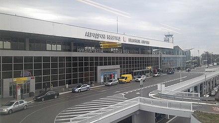 Belgrade Nikola Tesla Airport Wikiwand
