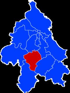 Municipality in Belgrade, Serbia