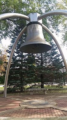 Old Bell at UW-Stout
