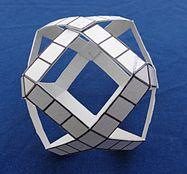 Belted Rhombic Deltahedron