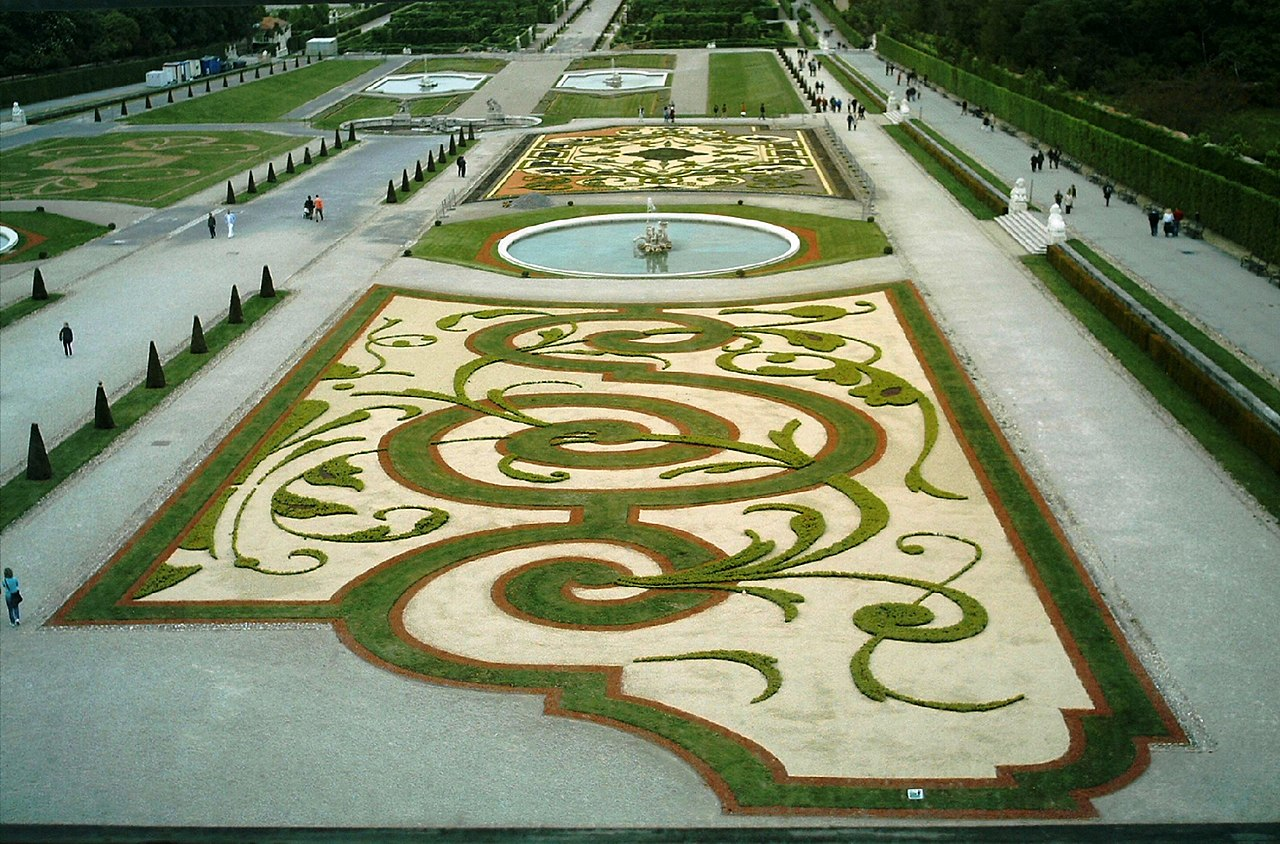 Barockgarten - Wikiwand