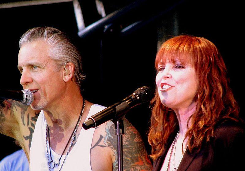 Pat Benatar Neil Giraldo We Live For Love Tour