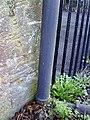 Benchmark on Pen Mill Railway Station - geograph.org.uk - 2285694.jpg