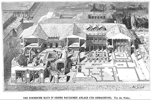 Bender - Roman House