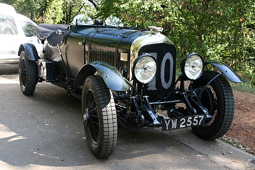 Bentley 4½ Litre - 20090924