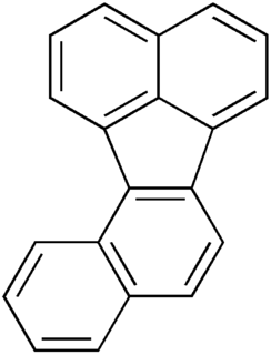 Benzo(<i>j</i>)fluoranthene chemical compound