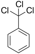 Image illustrative de l'article (Trichlorométhyl)benzène