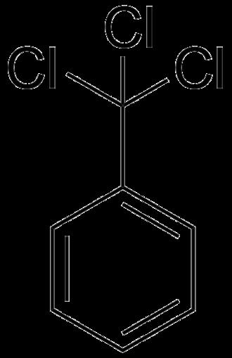Benzotrichloride - Image: Benzotrichloride