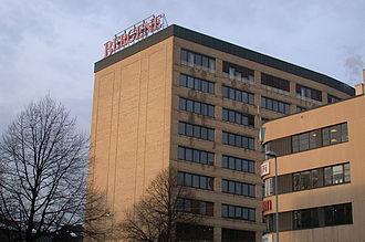 Anders Bergene - Bergene factory at Rodeløkka in Oslo Norway