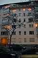 Berlin-Charlottenburg, Lohmeyerstraße 6, hier wohnte der Kabarettist, Schauspieler und Filmemacher Wolfgang Neuss (Neuß) bis zu seinem Tode.jpg