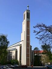 Iglesia de Gustavo Adolfo, Berlín (1932-1934)