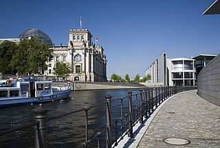 Spree River in Germany and the Czech Republic