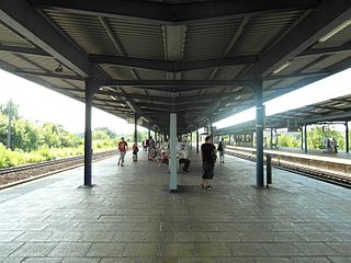Berlin Wuhletal station Berlin S-Bahn and U-Bahn station
