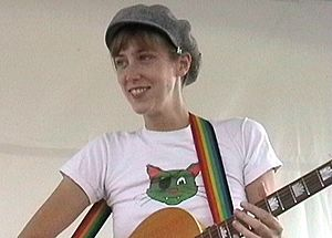 Beth Orton - Orton at Lilith Fair, 1999