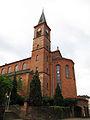 Bexbach Katholische Pfarrkirche St. Martin 01.JPG