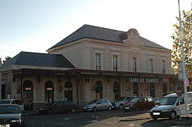 Image illustrative de l'article Gare de Biarritz