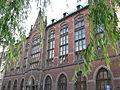Biblioteka Uniwersytecka (Wrocław)-wejście.jpg