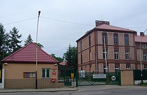 Common Army - The barracks of the 3rd Ulans in Bielitz (now Bielsko-Biała) is still used today by the Polish Armed Forces.