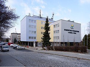 Bielsko County - County office building