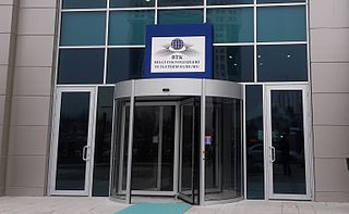Information and Communication Technologies Authority (Turkey) Turkish government agency