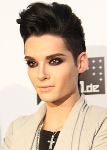 Bill kaulitz eye makeup
