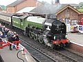 Bishops Lydeard Station and Tornado. - panoramio.jpg