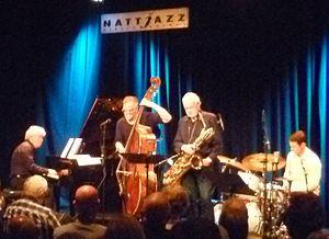 Nattjazz - Bjørn Alterhaug Quintet 2016.