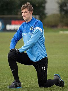 Björn Engels Belgian footballer