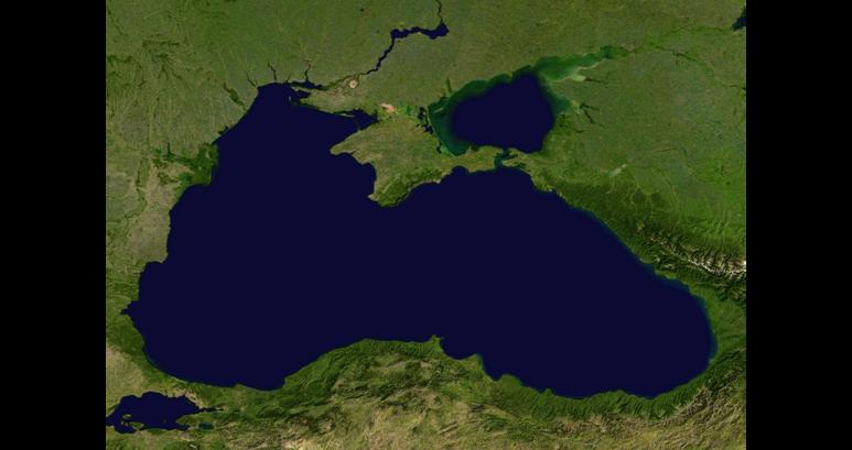 Black Sea Nasa