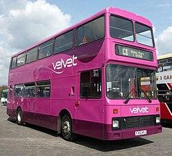 Velvet (bus company) - Wikipedia