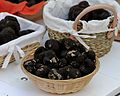Black truffles, Périgueux (4348094544).jpg