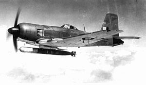 Blackburn Firebrand - Centaurus IX-powered Firebrand T.F. Mk IV