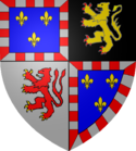 Coat of arms de of the Burgundy Dukes of Brabant