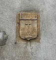 Blason Marcigny Mur Rue Gare - Marcigny (FR71) - 2020-12-25 - 1.jpg
