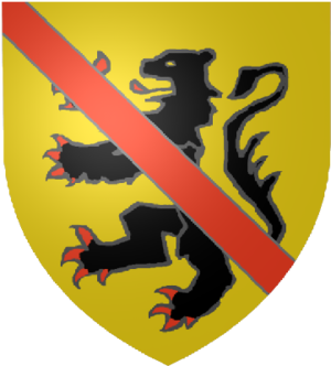 Battle of Baesweiler - Image: Blason Namur