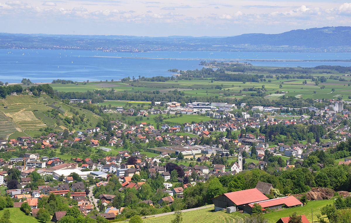 Thal svizzera wikipedia for Innendekoration st gallen