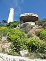 Blockhauss et phare de la presqu'île du Cap-Ferrat.jpg