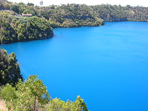 Limestone Coast - Blue Lake, Mount Gambier