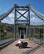 Bmw R60-6 en el Puente Libertador.jpg