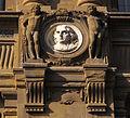 Bncf, facciata, medaglione 2.JPG