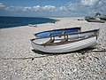 Boats on Chesil Beach - geograph.org.uk - 1045611.jpg