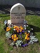 Bobby Fischer grave