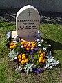 Bobby Fischer grave.JPG