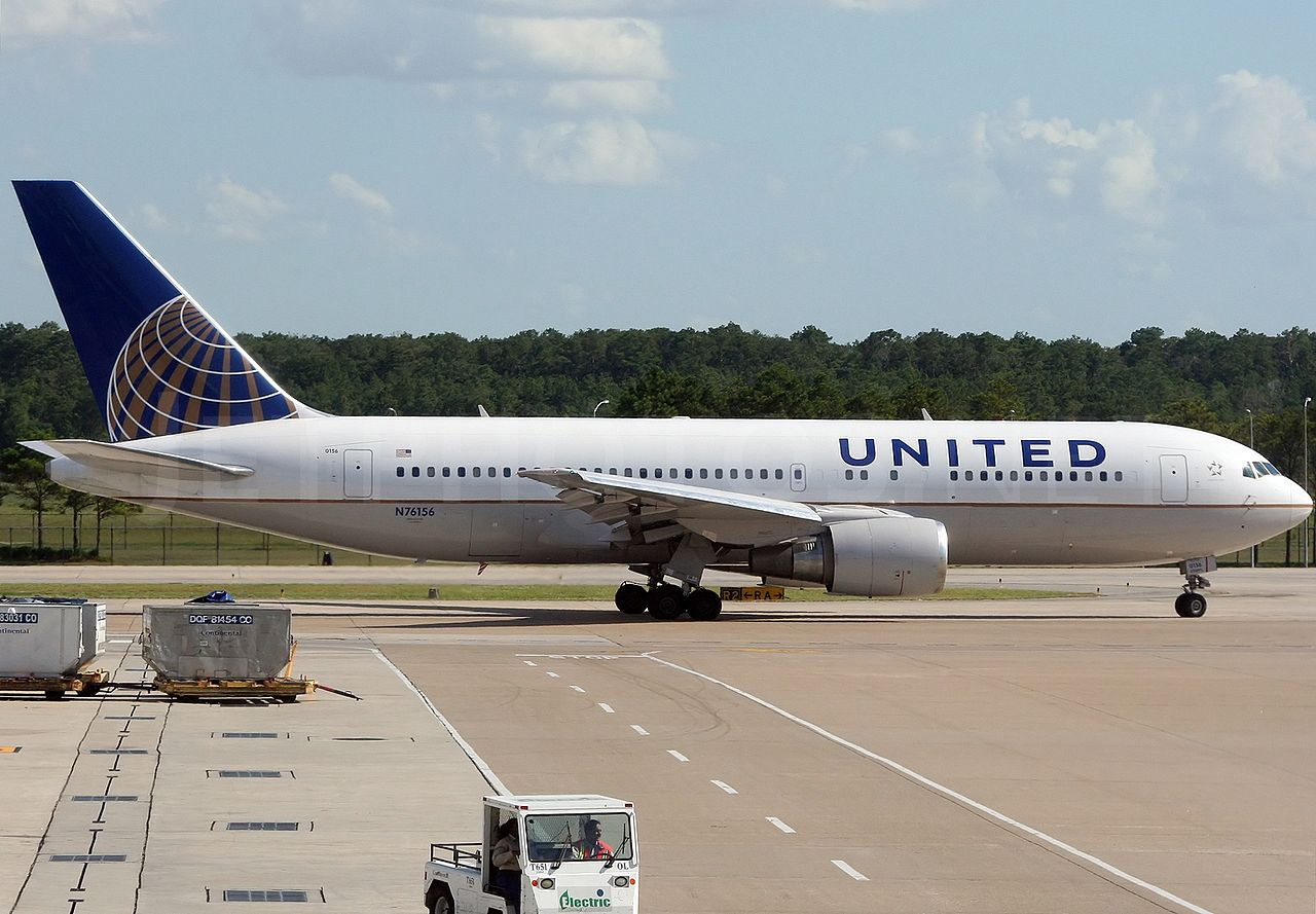 United Airlines Bush Intercontinental Airport