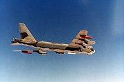 Boeing B-52G in flight 061026-F-1234S-021