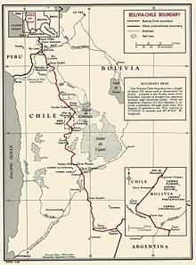 treaty between bolivia and chile essay Bolivia lost its only seacoast to chile during a war that lasted between 1879 and 1883 the nation has demanded ocean access for generations and accuses chile of reneging on pledges to negotiate.
