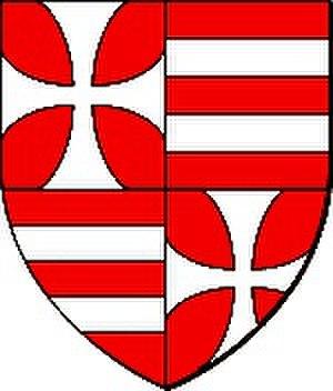 Bonabes IV de Rougé de Derval - Coat of Arms of Bonabes IV de Rougé de Derval