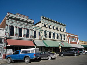 Bonaparte Historic Riverfront District - Image: Bonaparte, Iowa